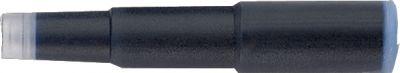 8921 black Картридж Cross для перьевой ручки, черный (6шт); блистер