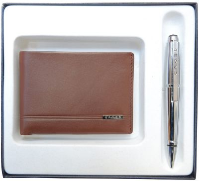 AC018068-3NAB Набор подарочный Cross, 2 пр. Состав набора: портмоне и ручка.