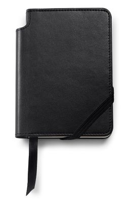 AC281-1S Записная книжка Cross Journal Classic Black, A6