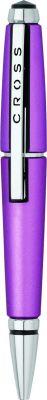 AT0555-6 Ручка-роллер Cross Edge без колпачка. Цвет - розовый.