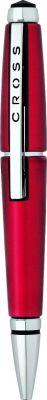 AT0555-7 Ручка-роллер Cross Edge без колпачка. Цвет - красный.