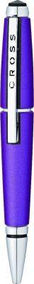 AT0555-9 Ручка-роллер Cross Edge без колпачка. Цвет - фиолетовый.