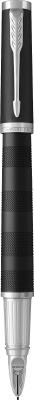 1931465 Ручка-5й пишущий узел Parker Ingenuity Large Black Rubber  CT