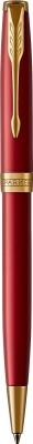 1931476 Шариковая ручка Parker Sonnet , Lacquer Intense Red GT
