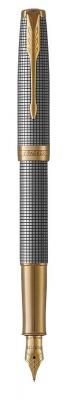 1931489 Перьевая ручка Parker Sonnet , Cisele GT, перо: F