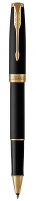 1931518 Ручка роллер Parker Sonnet , Matte Black GT