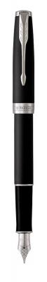 1931521 Перьевая ручка Parker Sonnet , Matte Black CT