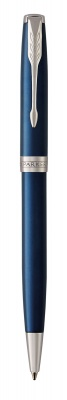 1931536 Шариковая ручка Sonnet Blue Lacquer CT, стержень: Mblue