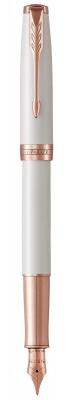1931552 Перьевая ручка Parker Sonnet , Pearl White Lacquer PGT