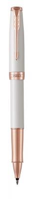 1931554 Ручка роллер Parker Sonnet , Pearl White Lacquer PGT
