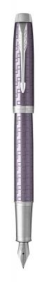 1931636 Перьевая ручка Parker IM Premium, F323, Dark Violet CT