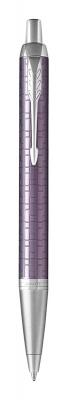 1931638 Шариковая ручка Parker IM Premium, F323, Dark Violet CT