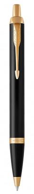 1931666 Шариковая ручка Parker IM Metal Black GT