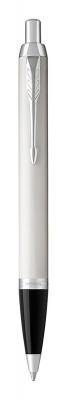 1931675 Шариковая ручка Parker IM Metal White CT