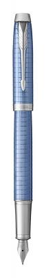 1931688 Перьевая ручка Parker IM Premium Blue CT