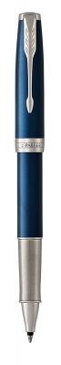 1948087 Ручка-роллер Parker Sonnet , Subtle Blue Lacquer CT, Fblack