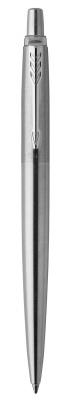 1953170 Шариковая ручка Parker Jotter Essential, St. Steel СT, стержень: Mblue