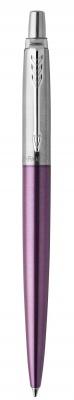 1953190 Шариковая ручка Parker Jotter Essential, Victoria Violet CT, стержень: Mblue