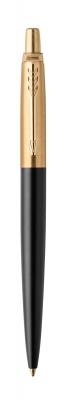1953202 Шариковая ручка Parker Jotter Premium, Bond Street Black GT, стержень: Mblue