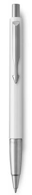 2025457 Шариковая ручка Parker Vector Standard K01, цвет: Белый, стержень: Mblue