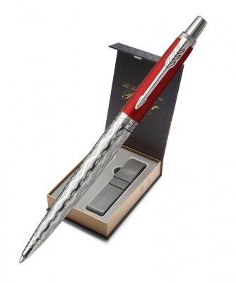 2025827CoverNew Подарочный набор с чехлом и Шариковая ручка Jotter London Architecture Classical