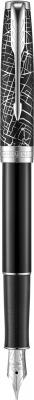 2054822 Перьевая ручка Parker Sonnet Special Edition 2018 Metro Black CT