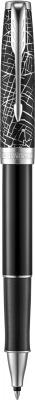 2054824 Ручка-роллер Parker Sonnet Special Edition 2018 Metro Black CT