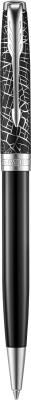 2054825 Шариковая ручка Parker Sonnet Special Edition 2018 Metro Black CT