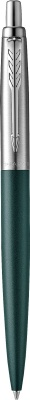 2068511 Шариковая ручка Parker Jotter XL, Green CT, стержень: M