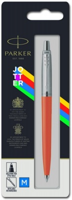 2076054 Шариковая ручка Parker Jotter ORIGINALS ORANGE CT, стержень: Mblue УПАКОВКА БЛИСТЕР