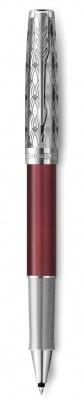 2119782 Ручка-роллер Parker Sonnet Premium Refresh RED, цвет чернил Fblack,  в подарочной упаковке