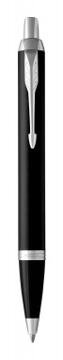 2143632 Шариковая ручка Parker IM Mat Black CT  M Blue