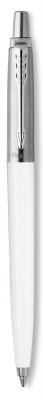 R0032930,S0032930,R0032940 Шариковая ручка Parker Jotter K60, цвет: White, стержень: Mblue