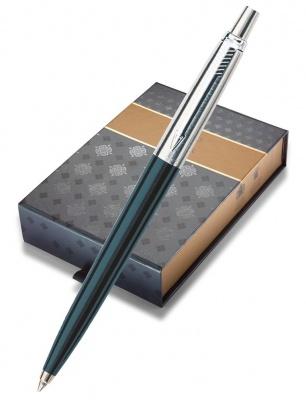 S0705660Cover Подарочный набор: Чехол и Шариковая ручка Parker Jotter K60, цвет: Black