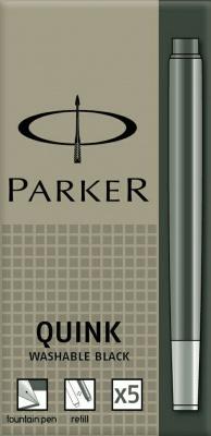 1950382,S0116200 Картридж с чернилами для перьевой ручки Z11, упаковка из 5 шт., цвет: Black