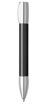 PD989350 Ручка шариковая Pelikan Porsche Design Shake Pen P`3140  carbon подар.кор.