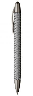 PD988709 Ручка шариковая Pelikan Porsche Design Tec Flex P`3110  стальной подар.кор.