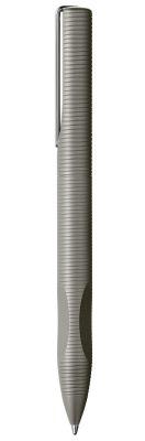 PD989285 Ручка шариковая Pelikan Porsche Design Aluminium P`3120  титан подар.кор.