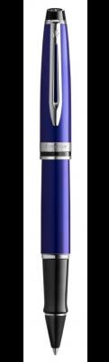 2093458 Ручка-роллер Waterman Expert 3, цвет: Blue CT, цвет чернил: черный F