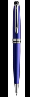 2093459 Шариковая ручка Waterman Expert 3, цвет: Blue CT, цвет чернил: синий М