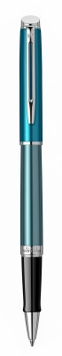 2118239 Ручка-роллер Waterman Hemisphere French riviera COTE AZUR в подарочной коробке