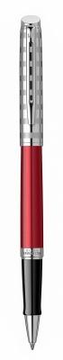 2118291 Ручка-роллер Waterman Hemisphere French riviera Deluxe RED CLUB RB в подарочной коробке