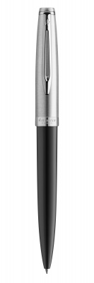 2100379 Шариковая ручка Waterman Embleme, цвет: Black CT, стержень: Mblue