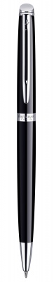S0920570 Шариковая ручка Waterman Hemisphere, цвет: Mars Black/CT