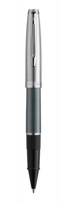 2103041 Ручка роллер Waterman  Embleme цвет GREY CT, цвет чернил: черный