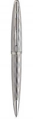 S0909890 Шариковая ручка Waterman Carene Essential, цвет: Silver ST, стержень: Mblue