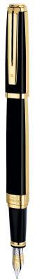 WT6F-MLT1G Waterman Exception. Перьевая ручка Waterman Exception, цвет: Night&Day Gold GT