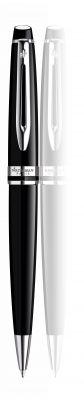 S0951800 Шариковая ручка Waterman Expert 3, цвет: Black CT, стержень: Mblu