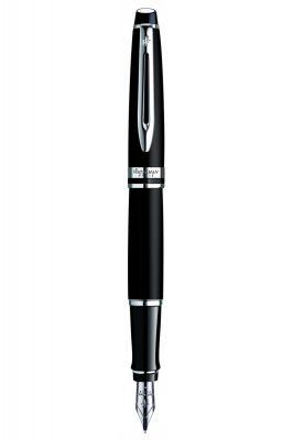 S0951840,S0951860 Перьевая ручка Waterman Expert 3, цвет: Matte Black CT, перо: F