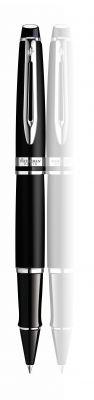 S0951880 Ручка-роллер Waterman Expert, цвет: MattBlack, стержень: Fblk